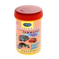 Корм для рыб Гаммарус (200мл) пластик