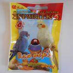 Зернятко витамины для попугаев для пера 40гр.   /  46846