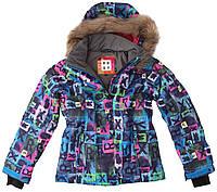 Подростковая горнолыжная куртка Roxy JET SKI GIRL JK S13 61 AIB SCRATCHY T10 WPTSJ124
