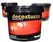 Декоративное покрытие «Венецианская штукатурка»,DECOSTUCCO 25 кг