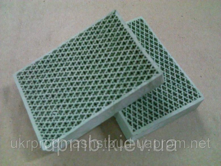 Панель керамическая 65х45x12,5 на горелку А2-ШБГ.