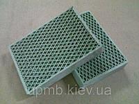 Панель керамическая 65х45x12,5 на горелку А2-ШБГ., фото 1