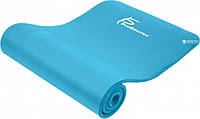 Килимок для йоги та пілатесу ProSource Extra Thick Yoga and Pilates Mat 180x61x1.5 см Блакитний