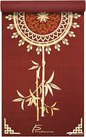 Дизайнерський килимок для йоги ProSource Tao Yoga Mat 183x61x0.5 см Блакитний