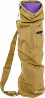 Сумка для килимка ProSource Yoga Mat Bag with Side Pocket Бежева