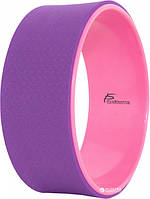 Колесо для йоги ProSource Yoga Wheel Purple-Pink