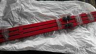 Тяги реактивные Ваз 2101-2107 Плазма Спорт красные усиленные к-кт