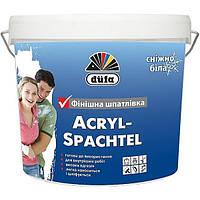 Шпаклевка  Dufa ACRYL SPACHTEL 16 кг