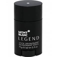 Дезодорант-стик Montblanc Legend deo 75 ml