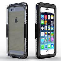 Подводный чехол аквабокс Primolux для Apple iPhone 6 / 6S / 7 / 8 - Black