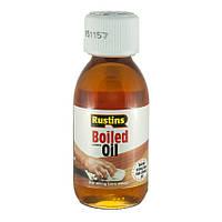 Льняное масло (кипячёное) Linseed Oil Boiled