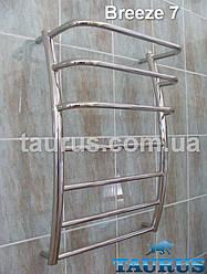 Полотенцесушитель Breeze 7-3/500 из нержавеющей стали.
