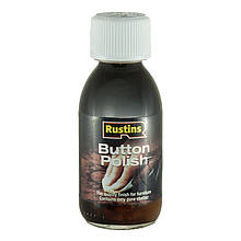 Шелак Поліроль Баттон Rustins Button Polish