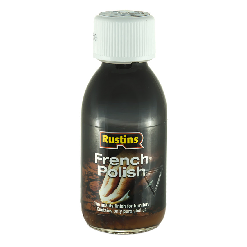 Шелак Французька поліроль Rustins French Polish