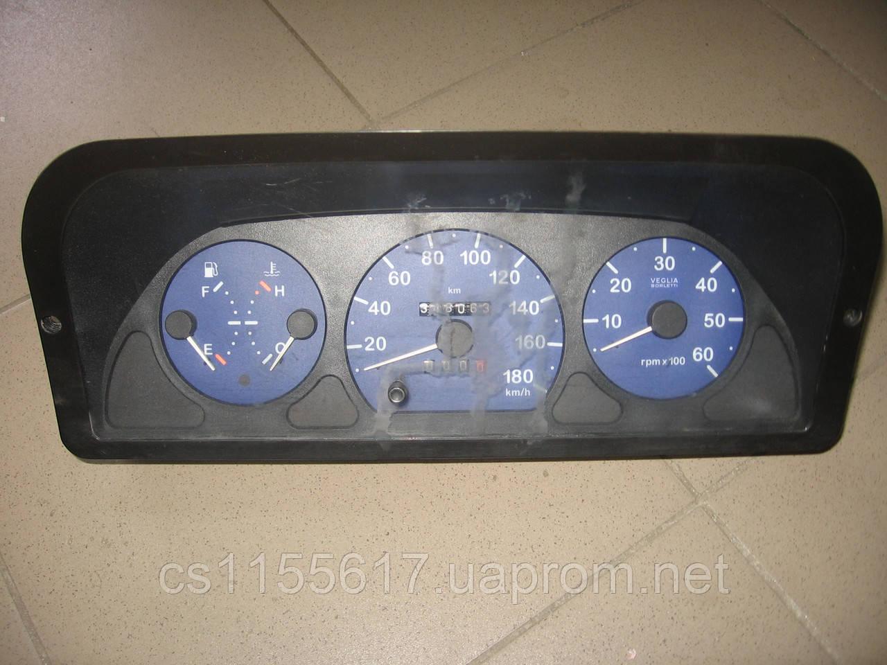 Панель приборов 1326485080 б/у на Peugeot Boxer, Citroen Jumper, Fiat Ducato год 1999-2002 (с тахометром)