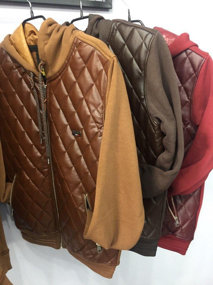 Мужская стильная куртка весенне-осенняя стеганая в ассортименте цветов North  River Турция оптом - Интернет 3672f9cc7c068