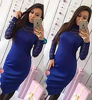 Женское стильное  платье новинка 2017 опт и розница 7км