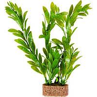 Растение пласт для аквариума 12см  ЮНИЗОО 281612