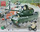 Конструктор BRICK 823 Танк 466 деталей, фото 3