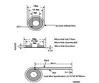 Генератора тумана диск 20 мм ультразвуковой керамический