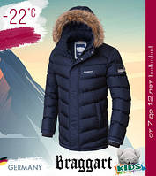 Теплая детская куртка на зиму