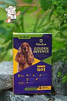 Палладиум для собак то 4  до 10 кгЗолотая защита капли от блох и гельминтов . 1 пипетка (№4)