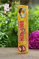 Моль Стоп 10 полосок,Обладает инсектицидным действием против всех стадий развития восковой моли,Скиф, Украина