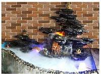 Генератор тумана Насос для фонтана ультразвуковой парогенератор без блока питания