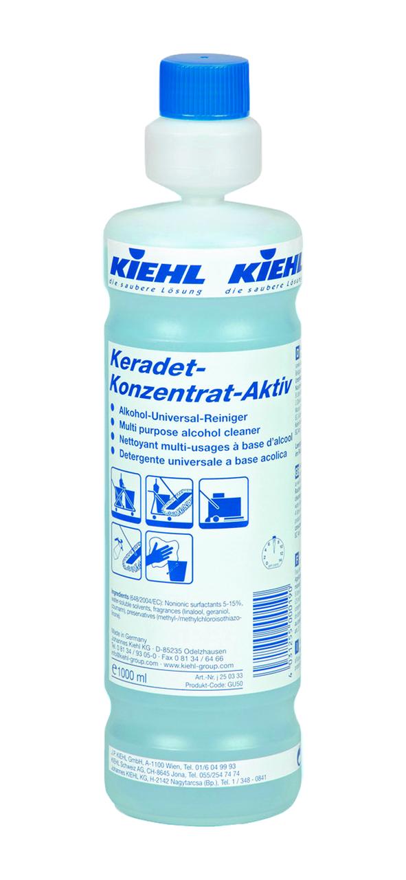 Миючий засіб, спиртова основа Keradet-Konzentrat-Aktiv, керадет-концентрат-актив, 1 л, Kiehl's