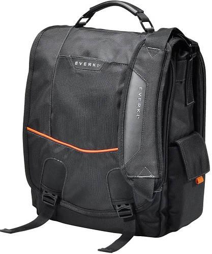 """Вертикальная сумка-портфель для ноутбука до 14,1"""" Everki Urbanite, EKS620"""