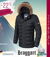 Куртка модная зимняя на мальчика