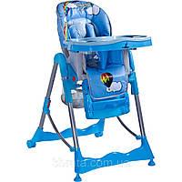 Стульчик для кормления Caretero Magnus Fun - blue