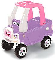 Самоходная машинка – внедорожник Принцесса Little Tikes - США - Прочные мощные колеса