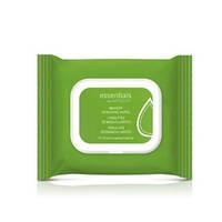 Essentials by ARTISTRY Салфетки для снятия макияжа Объем/Размер: 25 салфеток