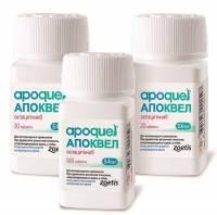 АПОКВЕЛЬ антигистаминный препарат таблетки 5,4 мг №20 Zoetis