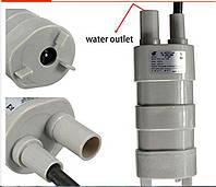 Насос для фонтана Макс высота подъема воды 5 м  5 метров 14L/минуту с блоком питания 078
