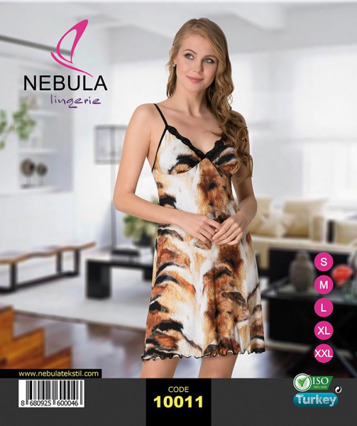 Рубашка женская NEBULA 10011