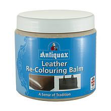 Бальзам для фарбування шкіри Leather Re-Colouring Balm темно-коричневий