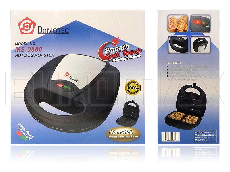 Тостер Domotec Hot Dog Maker MS-0880