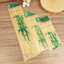 Бамбуковые шпажки 15 см 100 шт./уп. 1 упак.