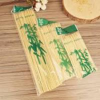 Бамбуковые шпажки 20 см 100 шт./уп. толщ.3 мм 1 упак.