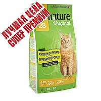 Pronature Original (Пронатюр Ориджинал) КУРИЦА СУПРИМ сухой супер премиум корм для взрослых котов, 2,72кг