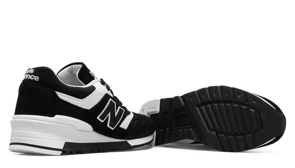 2ab9e230f91c Кроссовки New Balance 997 Black White купить в Киеве   Im-PoLLi ...