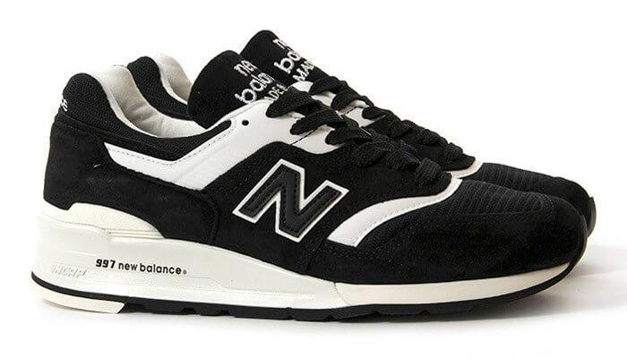Кроссовки New Balance 997 Black White