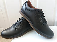 Обувь кожаная осенняя