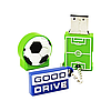 USB Флешка GoodRam 4GB Sport Football (PD4GH2GRFBR9)