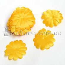 Заготовка для цветов ромашки, желтый