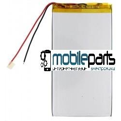 Оригинальный Универсальный Внутренний Аккумулятор АКБ 306883P 72*65*3, 2 pin (Li-ion 3.7V 3500mAh)