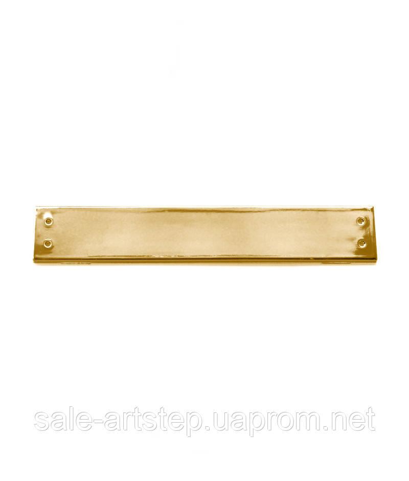 Декор под лазерную гравировку ARTSTEP золото
