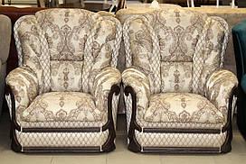 Кресло со спальным местом и без.